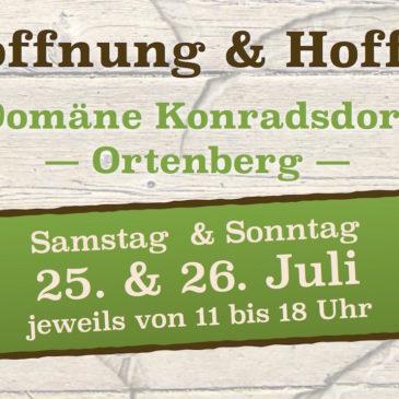 Eröffnung & Hoffest