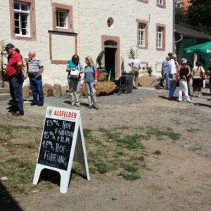 Ambiente - Hoffest 2015, Konradsdorf
