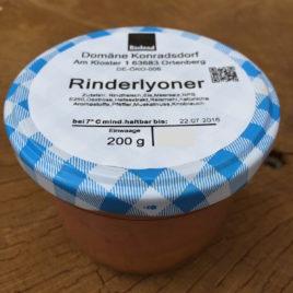 Bio Rinderlyoner aus Konradsdorf