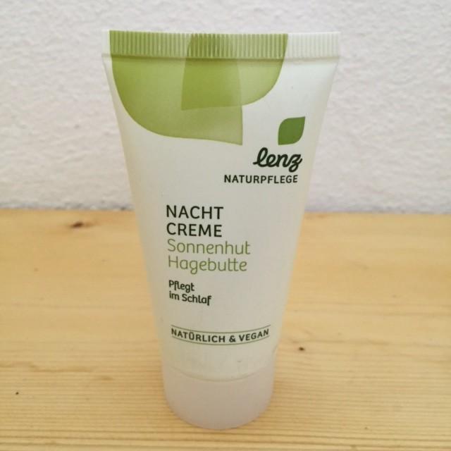 Lenz_naturpflege_ Nachtcreme