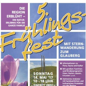 Einladung: 5. Frühlingsfest- Keltenwelt am Glauberg 2017