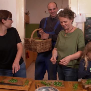 Arte TV: Zu Tisch in … Domäne Konradsdorf!