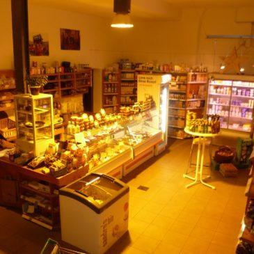 Der Hofladen-Kleeblatt bleibt geöffnet!