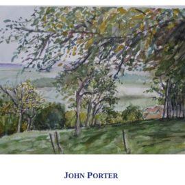 Galerie-Cafe John Porter 2018